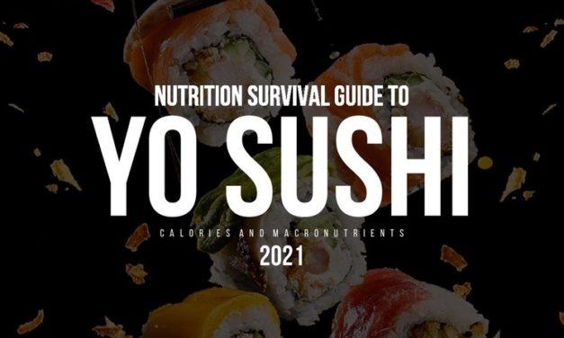 Survival Guide – Yo Sushi