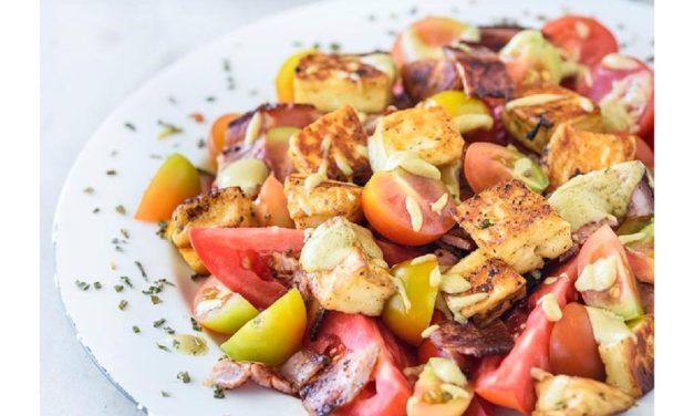 Bacon & Tomato Salad