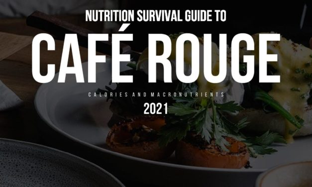 Survival Guides – Cafe Rouge