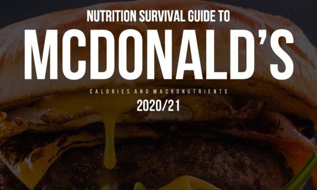 Survival Guide – Mcdonalds