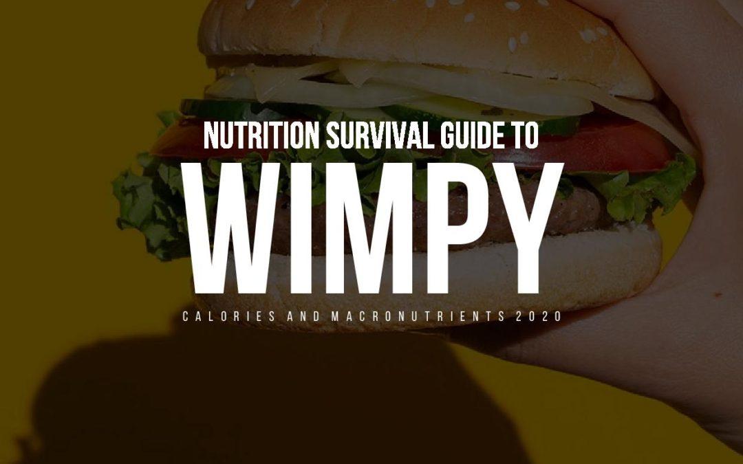 Survival Guides – Wimpy